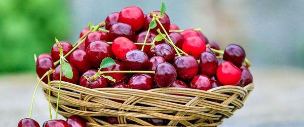 Ciliegie, i frutti della salute sacri a Venere