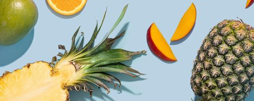 Ananas, il frutto tropicale più amato