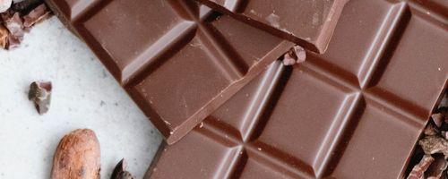 To reduce the waistline? Eat chocolate