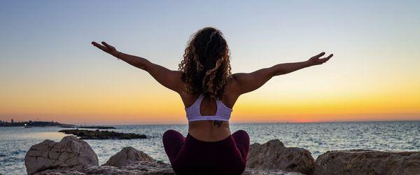 Sistema immunitario forte e giovane a tutte le età con un moderato esercizio fisico