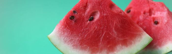 Watermelon, the fruit of the gods that tastes like summer