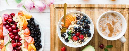 Starke Muskeln mit dem proteinreichen Frühstück