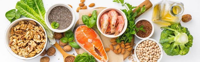 With omega 3 you extend your life!