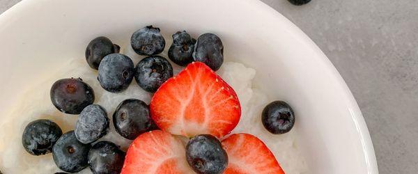 Budwig-Creme, proteinreiches Energie-Frühstück, das gegen Krebs wirkt