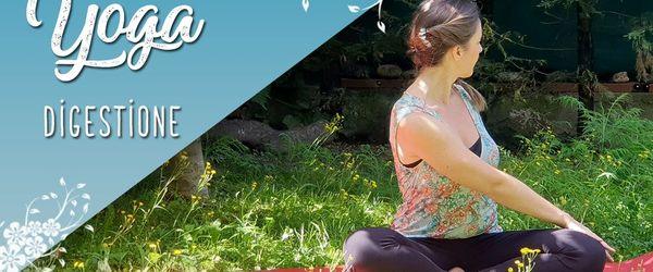 Yoga per la digestione