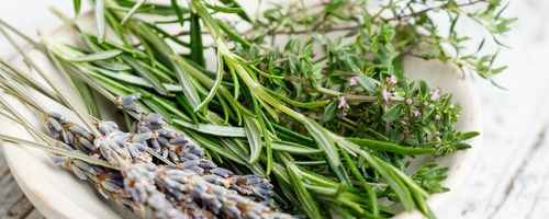 Against the risks of stress? Rosemary