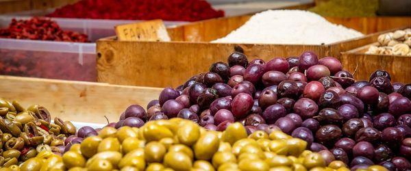Olives, treasures of health