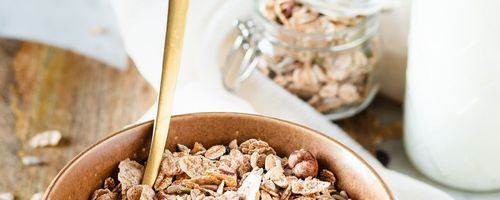 Counteract gastritis and irritable bowel with oats