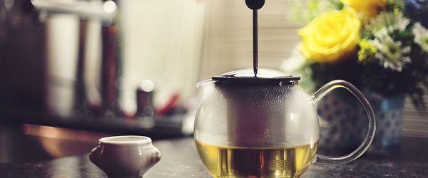 Green tea fights brain aging