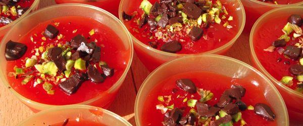Gelo di anguria, il dolce sorprendente che sa di estate, di sole e di mare
