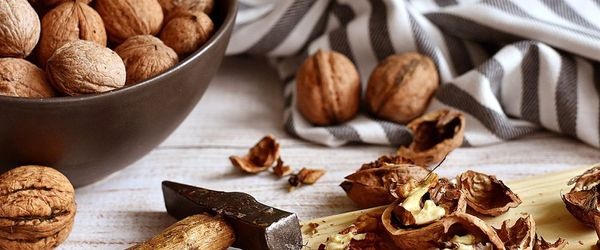 A handful of walnuts to lower cholesterol and save the heart