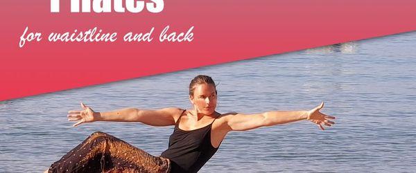 Pilates, die Sequenz für Bauchmuskeln, Taillenumfang und Rücken