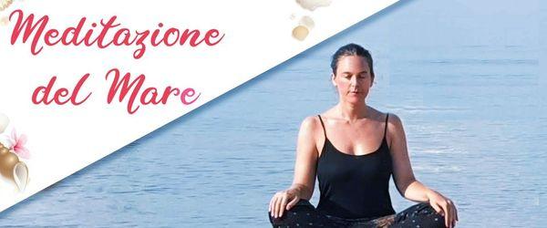 Meditazione del mare, contro lo stress e i suoi effetti sul corpo