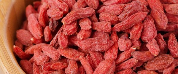 Goji berries to protect the retina