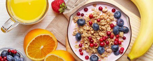 Ein gutes Frühstück bekämpft Fettleibigkeit und schützt Herz, Stimmung und Gehirn