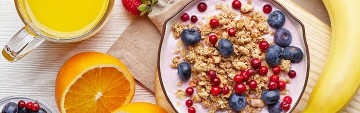 A good breakfast fights obesity and protects heart, mood and brain