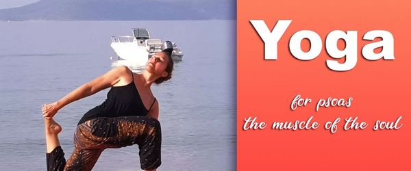 Yoga for psoas, the muscle of the soul
