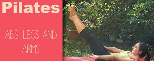 Pilates sequence to burn fat, reshape the body and improve the coordination