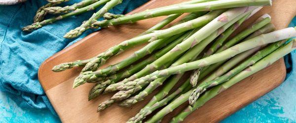 Combinazioni alimentari e metodi di cottura, gli asparagi