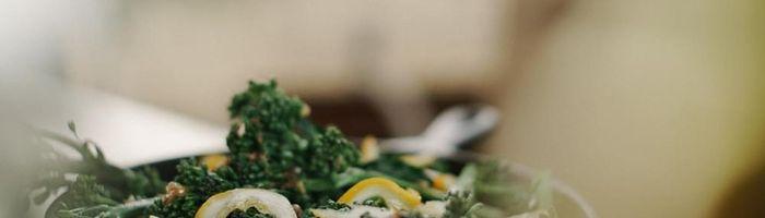 Food combinations, broccoli