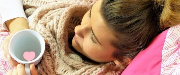 Miscela di oli essenziali contro l'influenza