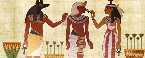 In an ancient papyrus the recipe for eternal youth