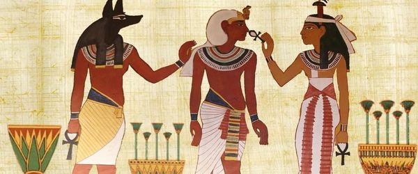 Natural cosmetics, like kings and queens Part 39, in an ancient papyrus the recipe for eternal youth