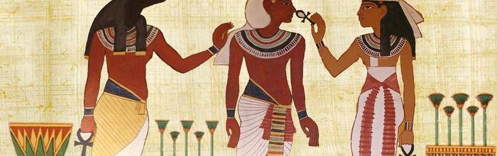 Cosmetici naturali, come re e regine Parte 39, in un antico papiro la ricetta di eterna giovinezza