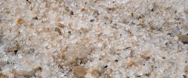 Salz des Toten Meeres
