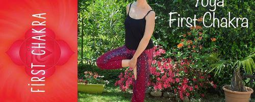 Yoga für das erste Chakra, lassen Sie uns Ihre Wurzeln stärken