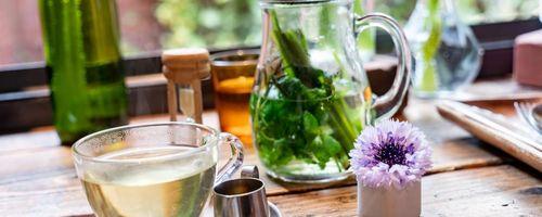 The help of herbal medicine