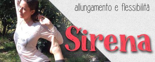 La sirena, lo yoga che migliora il respiro e la flessibilità