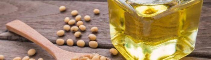 Soy oil, powerful anti-wrinkle