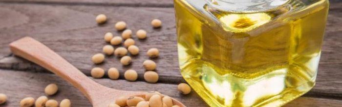 Olio di soia, potente antirughe