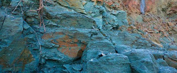Argilla blu