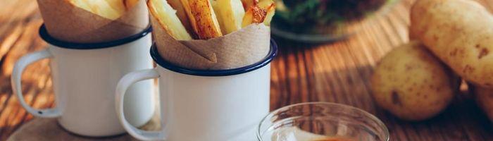 Combinazioni alimentari e metodi di cottura, le patate Parte 1