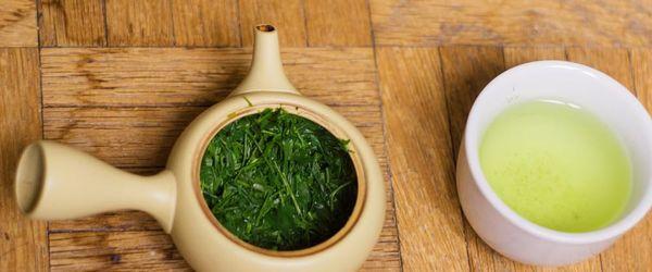 Gyokuro grüner Tee