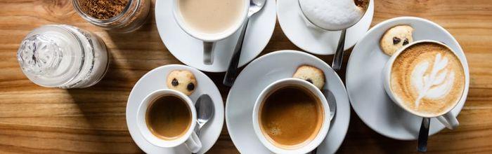 Caffè, delizia e salute in tazza
