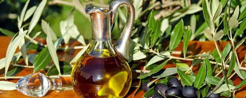 Extra virgin olive oil, properties