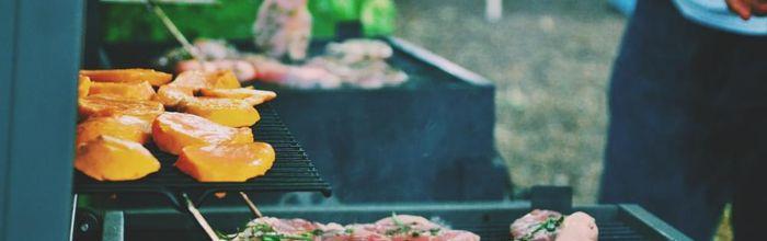 Sani in cucina, la cottura alla griglia, consigli e avvertenze
