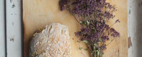 Provence Kräuterbrot