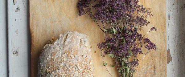 Provence herb bread