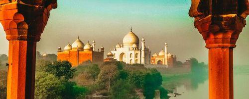 Cosmetici naturali, come re e regine Parte 34, il Taj Mahal e le tradizioni di bellezza delle donne indiane