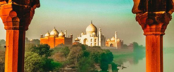Naturkosmetik, wie Könige und Königinnen Teil 34, das Taj Mahal und die Schönheitstraditionen der indischen Frauen