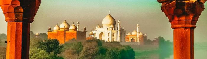 Natural cosmetics, like kings and queens Part 34, the Taj Mahal and the beauty traditions of Indian women