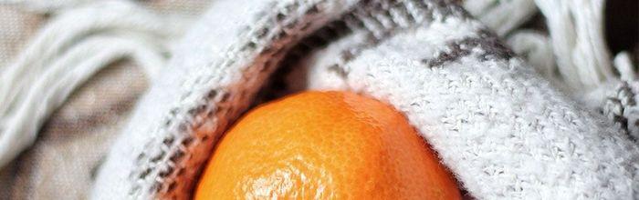 Mandarin, peel