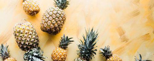 Pineapple, herbal medicine