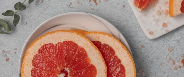 Slow Cosmetique, the beauty of grapefruit