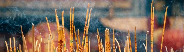 Incense to burn, is it bad?