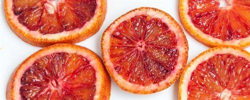 Olio essenziale di arancio rosso